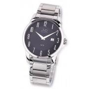 Pánské ocelové moderní stříbrné náramkové hodinky JVD steel W18.1 5ATM POŠTOVNÉ ZDARMA!!