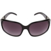 Scavin Rectangular Sunglasses(Grey)