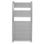 Radiator de baie cromat, simplu, drept 600*1200