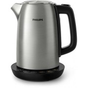 Електрическа кана, Philips Avance Collection, 1.7L, 2200W, Metal (HD9359/90)