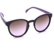 6by6 Round Sunglasses(Violet)