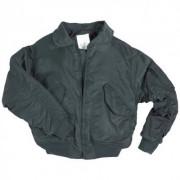 Mil-Tec Jacket Flyer's Cold Weather Type CWU (Färg: Svart, Storlek: Large)
