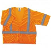 Glowear 8310hl Type R Class 3 Economy Mesh Vest, Orange, 2xl/3xl