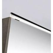Ink LED line verlichtingsbalk 100x1x2,5 cm mat zwart