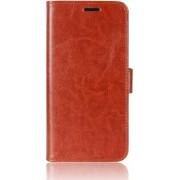 Mobigear Retro Wallet Case Bruin Huawei Mate 20 Pro
