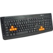 Tastatura Multimedia Serioux SRXK-KB-3300 Neagra