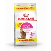 Royal Canin Exigent Savour Sensation, 400 g + 400 g Gratis