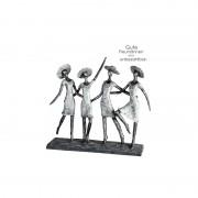 "Sculpture 4 ladys ""Casablanca"""