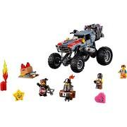 LEGO Movie 70829 Emmet és Lucy menekülő homokfutója!