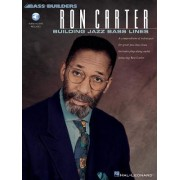 Ron Carter: Building Jazz Bass Lines [With CD (Audio)]