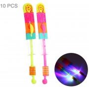 10 Pcs Amazing LED Light Honda Volar Flechas, Color Al Azar Entrega, Tamaño: Grande