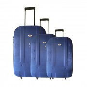 Set kofera Havana, tamno plava, 100132