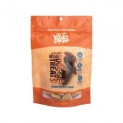 Wild Earth Good Protein Dog Snacks with Koji Peanut Butter Flavor Crunchy Dog Treats, 5-oz bag