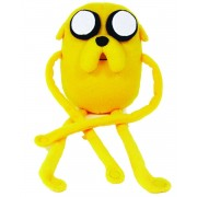 JAZWARES Adventure Time Peluche Pupazzo Pluch Figure Figura Jake 28 Cm