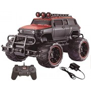 Watermelon 2.4G 4CH 4 Wheel Drive Rock Crawlers 4x4 Monster Driving Truck Double Motors Drive Off-Road Remote Control Climbing Rock Crawler Car