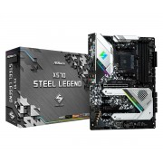 MB ASRock X570 Steel Legend, AM4, ATX, 4x DDR4, AMD X570, DP, HDMI, 36mj (90-MXBAR0-A0UAYZ)