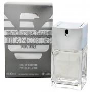 Armani Emporio Armani Diamonds For Menpentru bărbați EDT 75 ml
