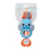 Mga Entertainment Ltd Little Tikes Baby Peak A Book Seal Blue Foca Blu Gioco Per Bimbi 1 Pezzo