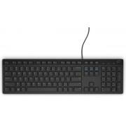 """Tastatura DELL; model: KB 216; layout: FRA; NEGRU; USB; """"R5KCK"""""""
