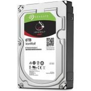 "HDD Interni Seagate IronWolf 3.5"" 6 TB, 7.200 rpm, ST6000VN0033"