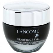 Lancôme Génifique crema rejuvenecedora para contorno de ojos para todo tipo de pieles 15 ml