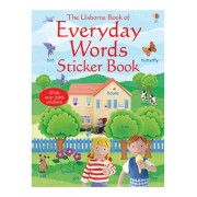 Everyday words sticker book