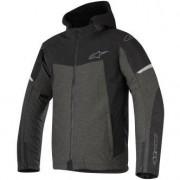 ALPINESTARS Jacket ALPINESTARS Stratos Techshell Drystar Melange Gray / Black