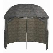 Umbrela Camou Mivardi PVC + Full Cover, Ø=200cm