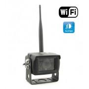 WiFi couvací kamera s úhlem pohledu až 150 ° a IR nočním vidění