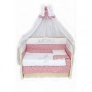 Bombus Комплект в кроватку Bombus Птичий дворик (7 предметов)