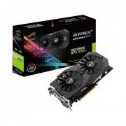 Tarjeta De Vídeo Nvidia Asus ROG Strix GTX 1050 Ti OC Gaming 4GB