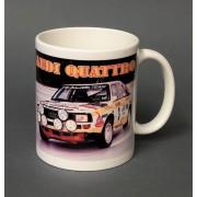 Audi quattro pohár
