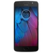 "Telefon Motorola Moto G5s, Procesor Octa-Core 1.4GHz, IPS LCD Capacitive touchscreen 5.2"", 3GB RAM, 32GB Flash, 16MP, Wi-Fi, 4G, Dual Sim, Android (Gri) + Cartela SIM Orange PrePay, 6 euro credit, 4 GB internet 4G, 2,000 minute nationale si internationale"