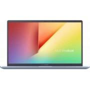 Ultrabook ASUS VivoBook 14 Intel Core (8th Gen) i5-8265U 512GB SSD 8GB Endless FHD Tast. ilum. Silver Blue Metalic