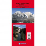 Bel Alpin Harta Muntii Bucegi ed. 2-a