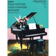 Oostendorp Alfred's Pianomethode Volwassen beginners Niveau 2