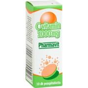 C-vitamin Pharmavit 1000 mg pezsgőtabletta