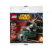 LEGO Star Wars: Anakins Jedi Interceptor Set 30244 (Bagged)