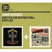 Guns N' Roses - Appetite For../ G N'r Lies (0600753186213) (2 CD)