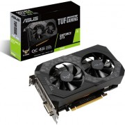 Placa video ASUS GeForce® GTX 1650 TUF Gaming OC, 4GB GDDR6, 128-bit