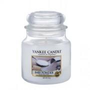 Yankee Candle Baby Powder 411 g unisex