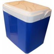 Lada Frigorifica 30 Litri Albastru-Alb