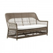 Sika-Design Dawn 3-sits rottingsoffa antique, sika-design