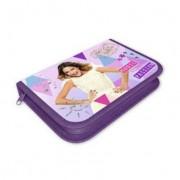 Lizzy Card Violetta kihajthatós tolltartó