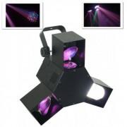Beamz LED Triple Flex LED Lichteffekt 8 Kanal DMX