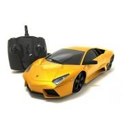 World Tech Toys 1:18 Licensed Lamborghini Reventon Electric RTR Remote Control RC Car