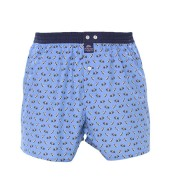 Mc Alson Boxer Blauw Fototoestel - Blauw - Size: Small