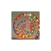 Lichtslang LED 8 m met knipperfuncties kleurrijke