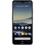 "Telefon Mobil Nokia 7.2, Procesor Octa-Core 2.2GHz/1.8GHz, IPS LCD Capacitive touchscreen 6.3"", 4GB RAM, 64GB Flash, Camera Tripla 48+8+5MP, 4G, WI-FI, Dual Sim, Android (Negru) + Cartela SIM Orange PrePay, 6 euro credit, 6 GB internet 4G, 2,000 minute na"