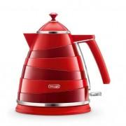 DeLonghi KBA3001.R Avvolta Kettle - Red